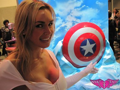 Tanya Tate Sexy Emma Frost Movie Cosplay Marvel Comics X-men First Class Model Female Girl Woman56