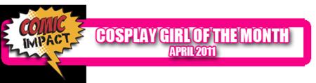 Tanya Tate Comic Impact Cosplay Girl of the Month