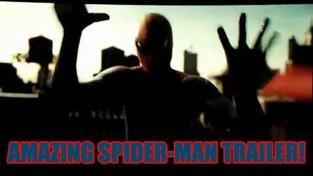 Amazing, Spider-man, Andrew Garfield, Marvel, Leaked, Trailer, Video, Movie, Comic Book, Superhero, 2012, Marc Webb, Spiderman, 4, Emma Stone, Peter Parker, Gwen Stacey