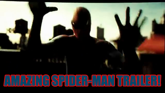 Amazing Spider-Man Trailer 2012