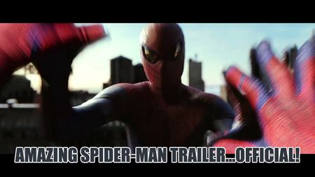 4, 2012, Amazing, Andrew Garfield, Comic Book, Emma Stone, Gwen Stacey, Leaked, Marc Webb, Marvel, Movie, Peter Parker, Spider-man, Spiderman, Superhero, Trailer, Video