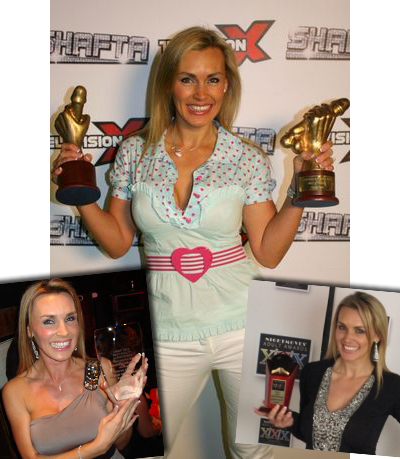 Tanya Tate Awards