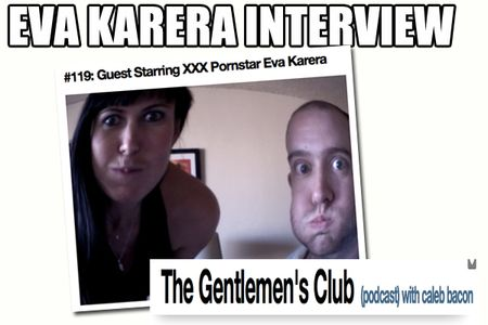 Eva Karera Podcast Interview Adult Star