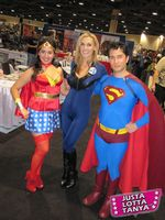Tanya Tate™, Long Beach Comic Con, LBCC, Cosplay, Marvel Comics, Fantastic Four, Invisible Woman, Susan Storm, 2011, Pictures, images, recap, event, expo, Comic con, Cosplaying, Girls, Women, Sexy, Hot, Hottie, Blond, sexy, costume, pretty, beautiful