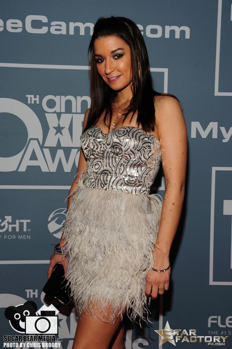 Ann Marie Rios Xbiz Awards 2012 Red Carpet08
