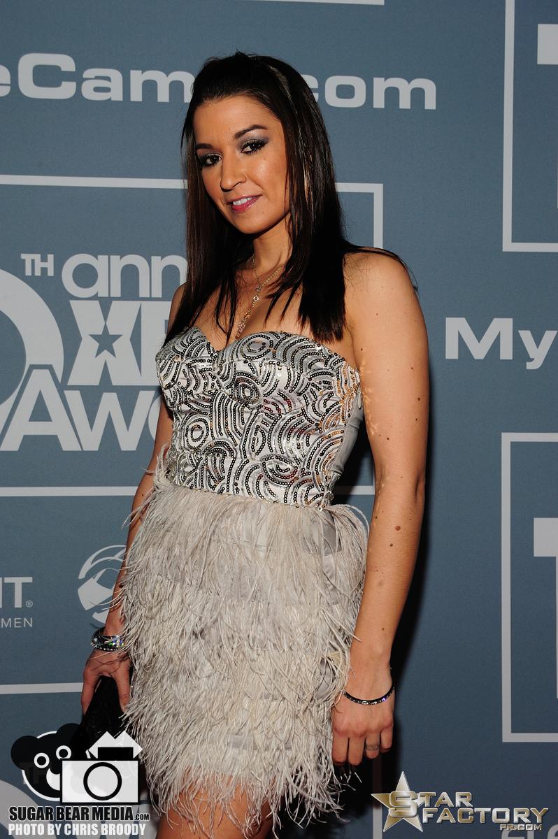 Ann Marie Rios Xbiz Awards 2012 Red Carpet10