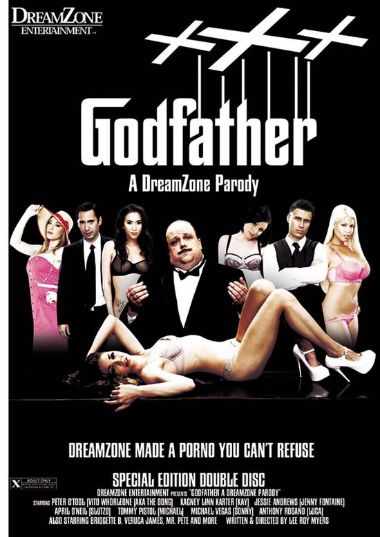 Godfather Porn Parody XXX