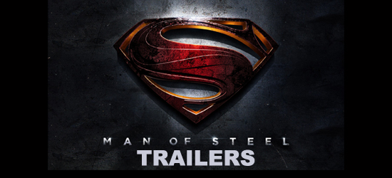 Superman Man of Steel 2013 Teaser Trailer Dc Comics Movie