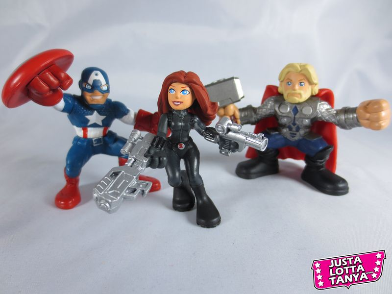 Super Hero Squad Review The Avengers Earths Mightiest 02