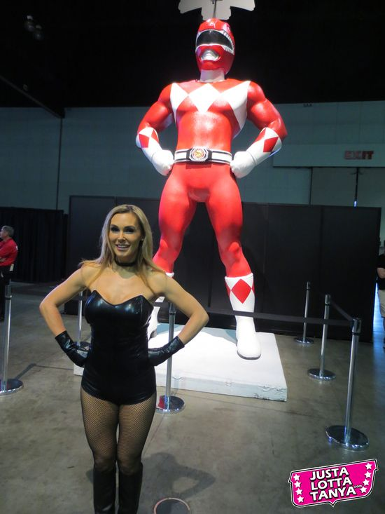 2012, @TanyaTate, Appearance, Birds of Prey, Black Canary, Comic Books, Comic Con, Comikaze, Convention, Cosplay, DC Comics, Download, Expo, Fandom, Free, Geek, JLA, JustaLottaTanya, Justice League, Nerd, Picture, Sexy Cosplay, Sexy Geek Girl, Tanya Tate, Mighty Morphin Power Rangers
