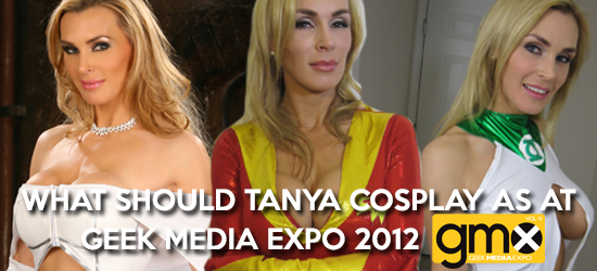 Tanya Tate, @TanyaTate, JustaLottaTanya, GMX, Geek Media Expo, Fangirl, Sexy Geek Girl, Cosplay, Sexy, Video, Download, Free, signing, autographs, 8x10s, pictures, keychains, memorabilia, comic book, comic convention, fans