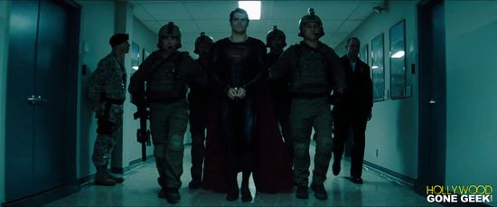 Superman, Man of Steel, Poster, Handcuffs, General Zod,  June 14th, Trailer, Kal El, Zack Snyder, Henry Cavill, Marketing, Movie News, Geek, Entertainment, DC Comics, Superhero, Wb, Warner Bros, 5 Things I Didn't Like About, Top 5, Pa Kent