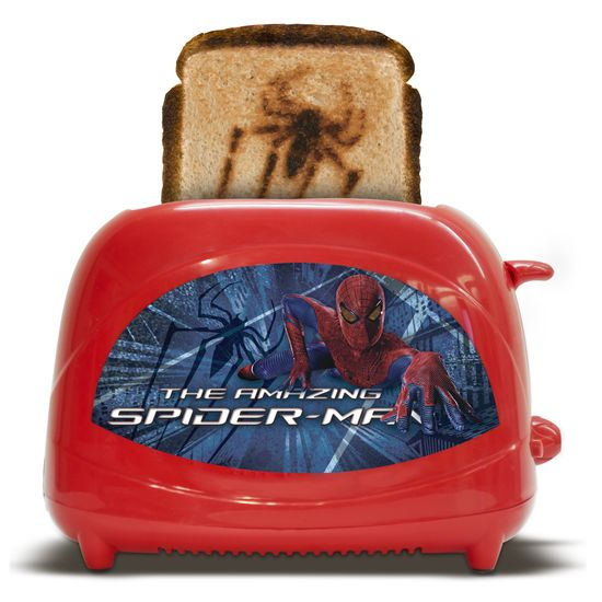 Amazing Spiderman Toaster