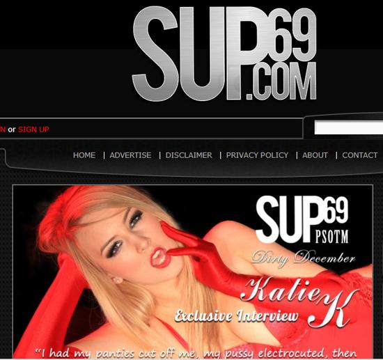 Katie K on Sup 69