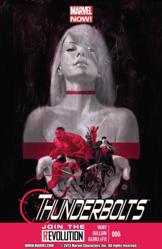 Thunderbolts 6 2013 Marvel Comics