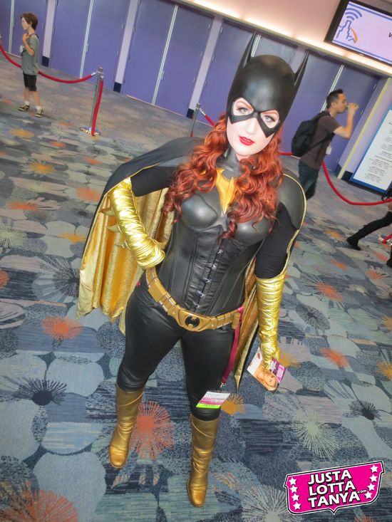 Tanya Tate, Cosplayer, Batgirl, Batman DC Comics, Wondercon, Event, JLT, Justa Lotta Tanya, Cosplay, Justice League, Sexy, Hot, Fangirl