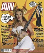 Tanya Tate AVN September Cover