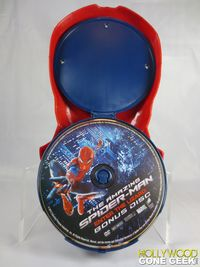 Spider-man, Amazing Spider-man, ASM, Blu-ray, DVD, Collector's Edition, Walmart Exclusive, Collector Case, Bonus Disc, Mask DVD Case, Limited Edition, HGG, Hollywood Gone Geek, Home Media, Entertainment, Enter The Lizard
