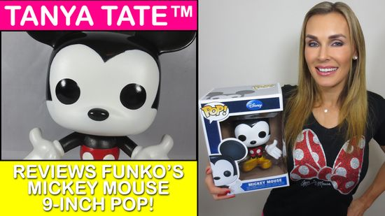 9inch, @TanyaTate, Action Figure, Collectible, Disney, Funko, JustaLottaTanya, Maleficent, Mickey Mouse, POP, Sleeping Beauty, Tanya Tate, unboxing, video review, Vinyl Figure