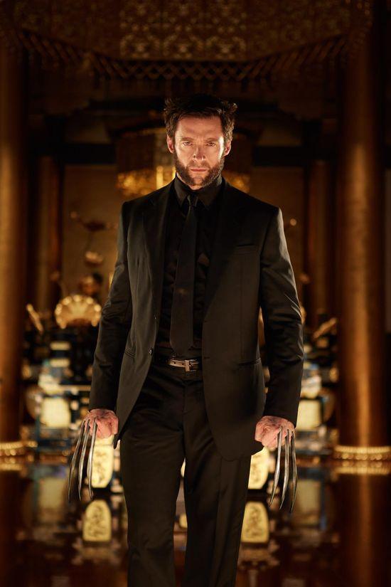 Wolverine, Marvel Comics, Marvel Movies, X-men, Hugh Jackman, The Wolverine, Entertainment, Geek News, Hollywood Gone Geek, HGG, @HwoodGoneGeek, Teaser Image, Black Suit, Nerd