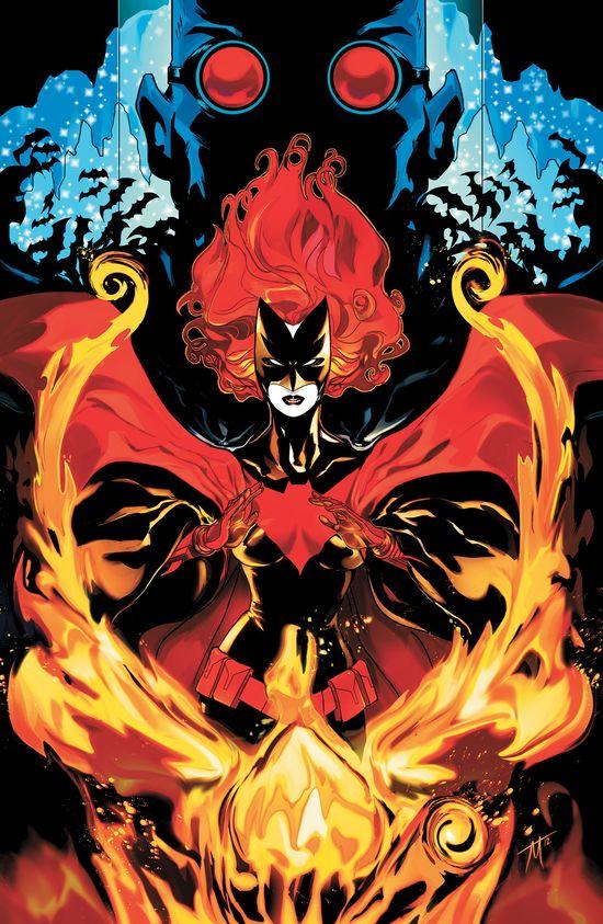 Batwoman 18 DC Comics 2013