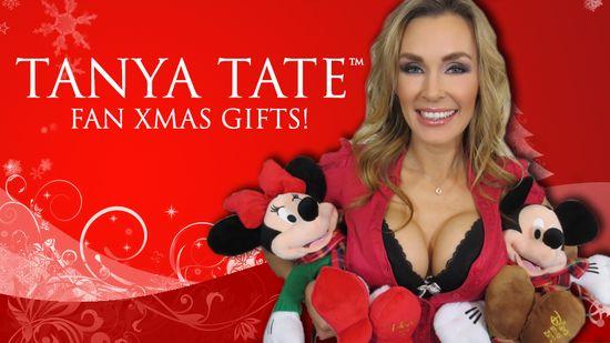 Tanya Tate, @TanyaTate, JLT, Justa Lotta Tanya, Gifts, Amazon, Fan Gifts, Videos, Cool Stuff, Personal, Christmas