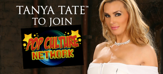 Tanya Tate, @TanyaTate, JLT, Justa Lotta Tanya, Cosplayer, Sexy Geek Girl, Fangirl, Pop Culture Network, Video Review, Show, Action Figure, Toys, Funny, Comic Books, Movies