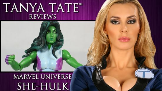Tanya Tate Video Card SHEHULK Review