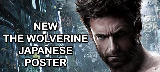 The Wolverine, Marvel, Superhero, Twitter, Social Media, Entertainment, Hugh Jackman, Sword, Claws, Japanese, Poster, Teaser