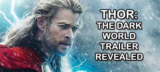 Thor, Marvel, Trailer, Hollywood Gone Geek, HGG, @hwoodgonegeek, Thor: The Dark World, TDW, Asgard, Loki, Entertainment, The Dark World, Sequel, Comic Book Movie, Superhero, Marvel Comics, Avengers, Chris Hemsworth, Mjolnir, facebook, Jaimie Alexander