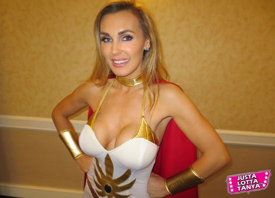 Keywords: Tanya Tate, JustaLottaTanya.com, @TanyaTate, Power-Con, Fangirl, Convention, Expo, He-Man, She-Ra, Masters of the Universe, September 22nd, September 23rd, Torrance Marriott, Cosplay