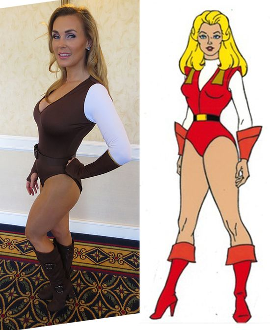 Tanya Tate, JustaLottaTanya.com, @TanyaTate, Power-Con, Fangirl, Convention, Expo, He-Man, She-Ra, Masters of the Universe, September 22nd, September 23rd, Torrance Marriott, Cosplay, Princess Adora, Princess of Power, MOTU, POP, 30th anniversary
