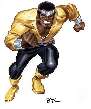 Marvel Comics, 12, Luke Cage, Hero For Hire, 12 Days Of Sweet Christmas, Iron Fist, Power Man, Superhero, Comic Book, 70's, Retro, Blaxploitation, Hollywood Gone Geek, HGG, @HwoodGoneGeek