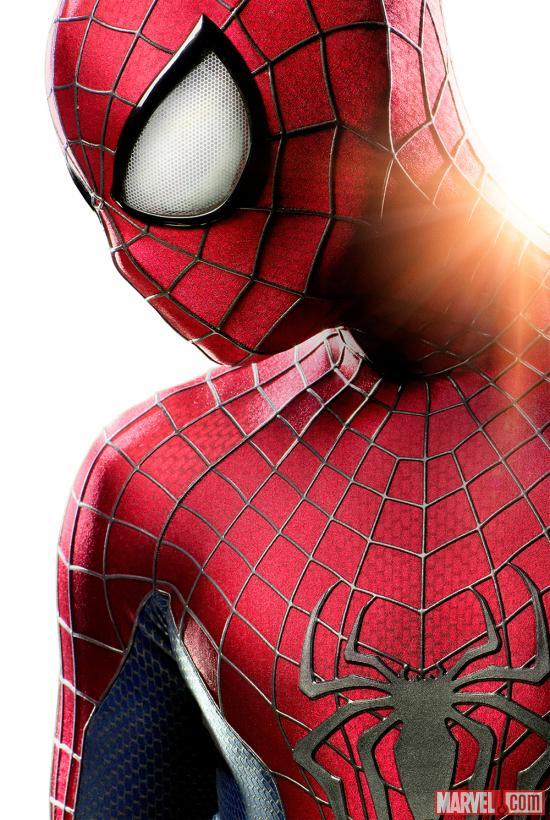 Amazing Spider-Man 2, Superhero, Teaser, Marvel Movie, New Costume, Andrew Garfield, Emma Stone, Jamie Foxx, Electro, Dane DeHaan, Harry Osborn, Gwen Stacey, Peter Parker, Marc Webb, Poster, Reveal