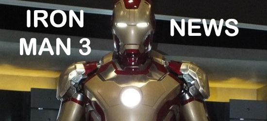 Iron Man 3 Marvel Movie Trailer Leak News