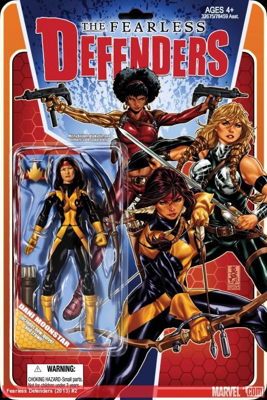 Fearless Defenders 2 Marvel Comics 2013