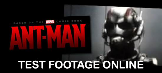 Henry Pym, Ant-Man, Phase 3, Marvel Cinematic Universe, Teaser, Test Footage, Superhero Movie, SDCC, San Diego Comic Con, Edgar Wright, Action