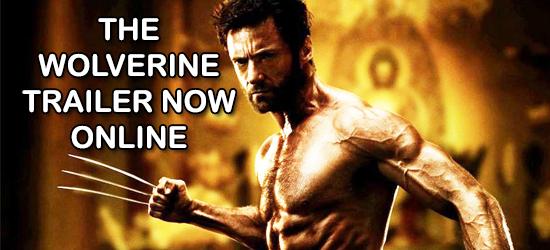 Hugh Jackman, The Wolverine, X-men, Superhero, Trailer, Teaser, Reveal, Debut, Movie, 20th Century Fox, Video, Silver Samurai