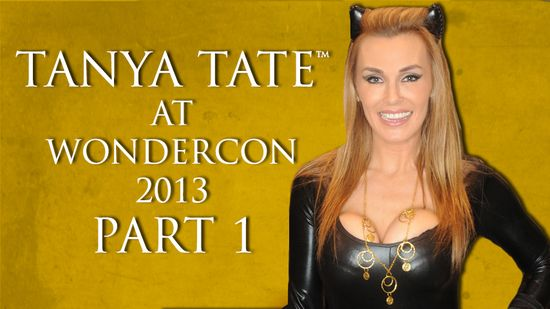 Tanya Tate At Wondercon 2013 copy1