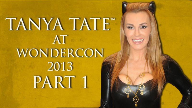 Tanya Tate At Wondercon 2013 copy1
