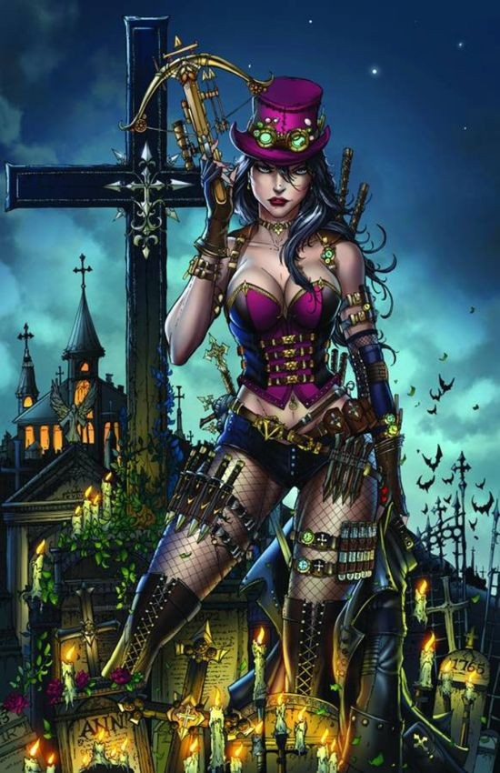 Grimm Fairy Tales Unleashed 1 Zenescope Comics