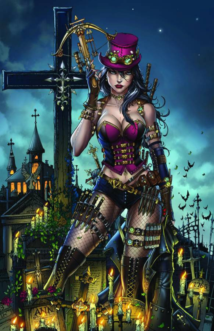 Grimm Fairy Tales Unleashed 1 Zenescope Comics