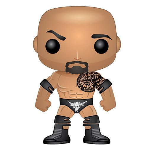 WWE The Rock Pop! Vinyl Figure