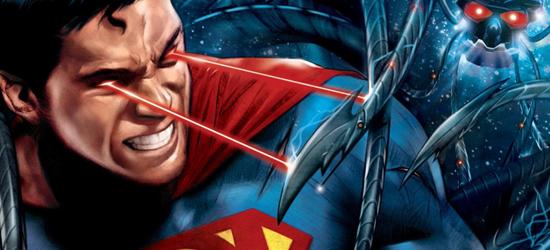 Superman, Brainiac, Superman Unbound, Man of Steel, Krypton, DC Comics, Animated Movie, Direct To Video, Home Media, DC Animated Universe, DCU, Matt Bomer, John Noble
