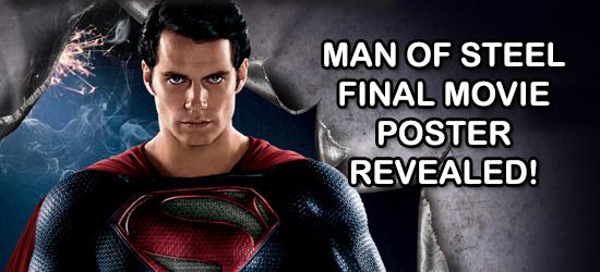 Man of Steel, Superman, DC Comics, Warner Brothers, Henry Cavali, Poster, Promotional, General Zod, Zack Snyder, Theatrical, Banner, Facebook, Geek, Nerd, Fandom, Comic Book, Superhero