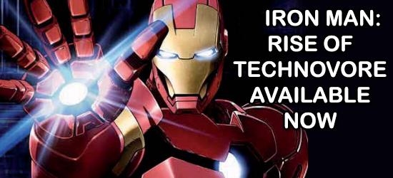 Iron Man, Rise of The Technovore, Nick Fury, Black Widow, Hawkeye, War Machine, Punisher, Animated, Movie, Anime, Japanimation, Hiroshi Hamazaki, Nick Fury, SHIELD, Entertainment. Home Media, Marvel Comics