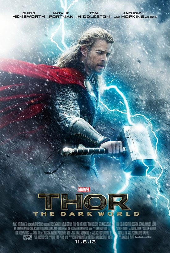 Thor, Marvel, Hollywood Gone Geek, HGG, @hwoodgonegeek, Thor: The Dark World, TDW, Asgard, Loki, Entertainment, The Dark World, Sequel, Comic Book Movie, Superhero, Marvel Comics, Avengers, Chris Hemsworth, Mjolnir, facebook