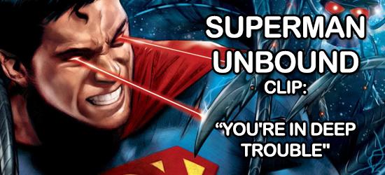 Superman, Brainiac, Superman Unbound, Man of Steel, Krypton, DC Comics, Animated Movie, Direct To Video, Home Media, DC Animated Universe, DCU, Matt Bomer, John Noble, Supergirl, Lois Lane