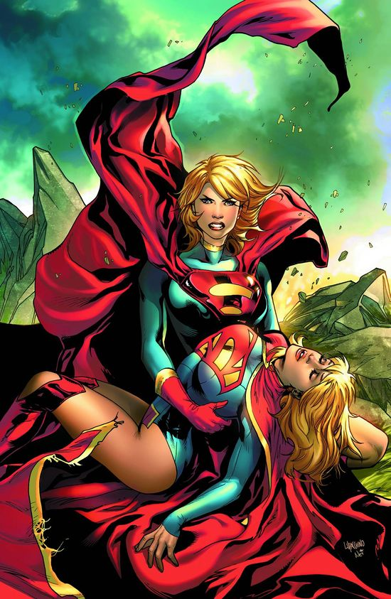 Supergirl Dc Comics Comic Book Superhero 20