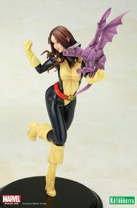 Kotobukiya Bishoujo Marvel Comics Kitty Pryde Statue 01